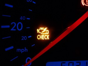 Check Engine Light VW